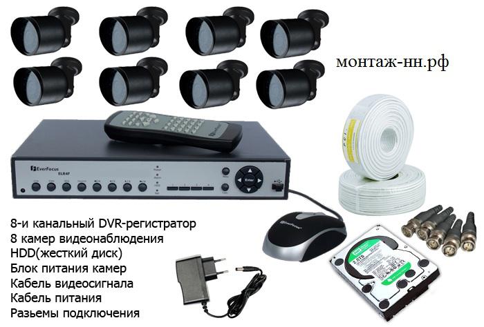 чем купить стоимость монтажа системы видеонаблюдения 16 камер Скрыть Гость мне